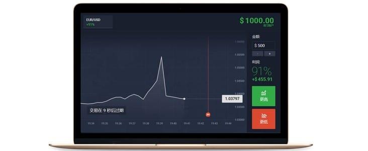 iq option desktop trading platform