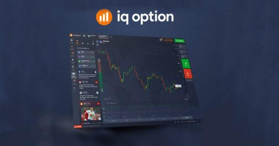 Download IQ Option plataforma
